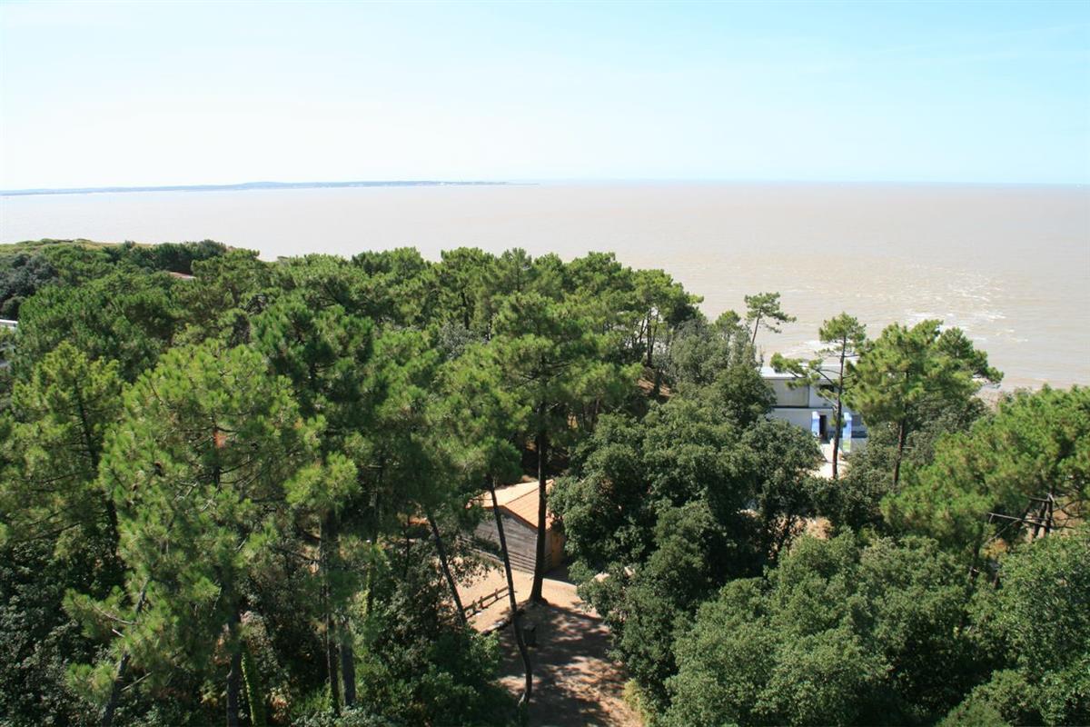 Tourisme parc de l 39 estuaire saint george de didonne for Camping saint georges de didonne avec piscine